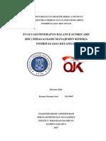Laporan PKL FIX (Recovered)