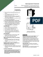 4090-9001 Modulo de Monitoreo IDNet