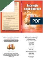 Kidney Book in Serbian