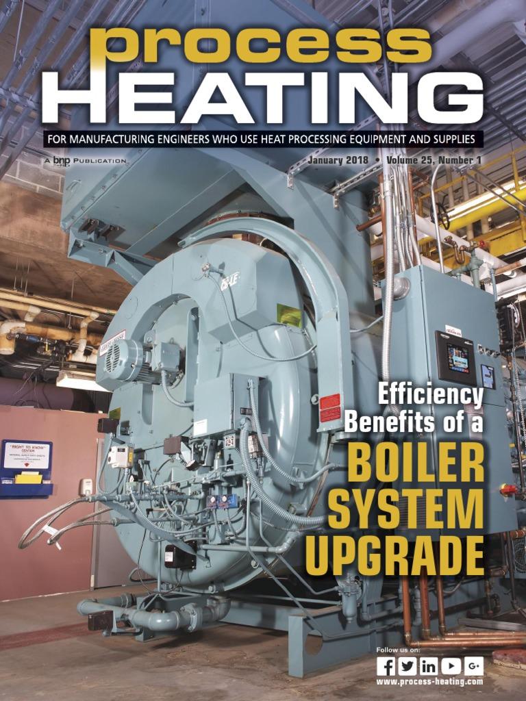 Process Heating 2018 | Hvac | Boiler