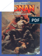 Carpenter Leonard - Conan y la Hermandad Roja.epub
