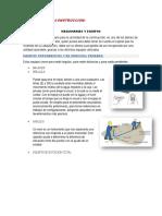 EQUIPOS - CONSTRUCCION