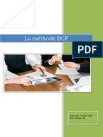 La Méthode DCF -Ibrahim Kaidi 3621 Fin 3 S9