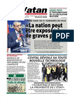 Journal El Watan Du Samedi 10 Fevrier 2018