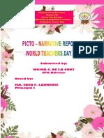 World Teachers Day Narrative Report 2017