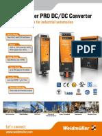 Weidmuller_connectPower DCDC Converter Flyer_LIT1605_v4.pdf