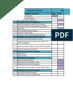 Cronograma y Presupuesto