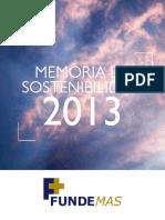 MEMORIA DE SOSTENIBILIDAD 2013.pdf