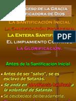 Santificación presentacion