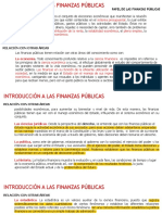 Presentación - Clase 1 Finanzas Públicas