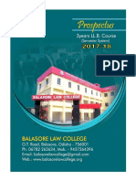 3yrs Llb Form 2017-18
