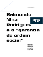 CORREA, Mariza. Raimundo Nina Rodrigues e a 'garantia da ordem social'.pdf