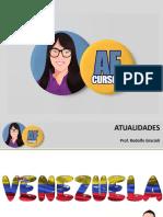 Aula 14 Venezuela