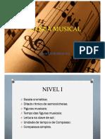 Teoria Musical Aula 1