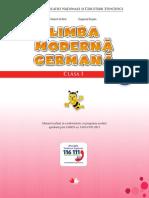 Manual limba germana I