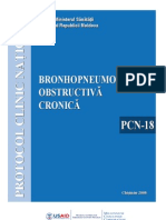 Bronhopneumopatia Obstructiva-Protocol Clinic National
