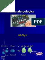 Demonstratii Alergologie