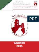 Reglamento de Construcion de Valladolid