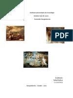 Cuadro Comparativo de Barroco-clasicismo-rococo