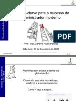 Fatores-chave para o sucesso do administrador do século XXI