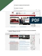 Forma de ingresar a la pagina web del poder judicial.docx