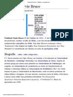 Frederick Fyvie Bruce – Wikipédia, a enciclopédia livre