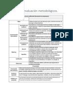 Criterios de Evaluación Presentacion Expo