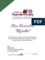 [Final Cipok] Hypnotherapy #1 'Aku, Kamu Dan Hypnosis'