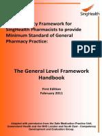 SingHealth GLF Handbook 1st Edition Feb2011
