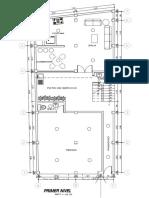 Plano Arquitectura Huancan 1