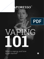 Vaporesso Vaping 101 eBook