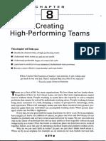 Management Skills_Creating High Performance Teams_Caproni