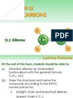 Lec 4 - ALKENES Nomenclature & Preparation (Student)