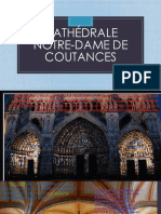 Cathédrale Notre-Dame de Coutances