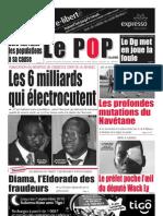 Pop Du Mardi 31 08 2010
