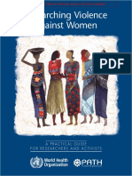 Researching Vaw_practical Guide