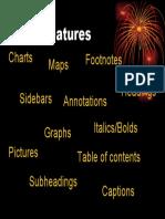 External Text Features