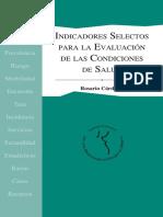 A Indicadores Selectos Salud