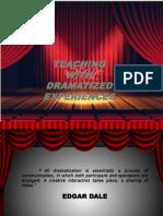 Dramatized Experiences