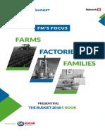 Moneycontrol Budget 2018 E-book