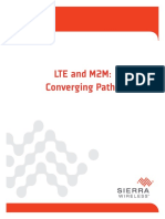 Whitepaper LTE and M2M