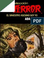 Coretti Ada - El siniestro asesino soy yo.epub