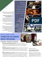 Eroica Music Studio Promo