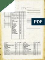 [D&D 3.5e - Ita] [Varie] Scheda Complete Degli Incantesimi