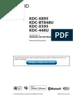 Kdc-x895 Pt User