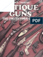 Antique Guns the Collector's Guide