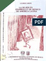 La Mujer en El Desarrollo de México y de América Latina