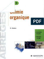 pharma-Chimie-organique
