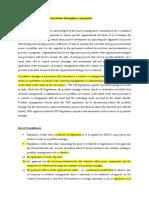 Portfolio Manager Compliances
