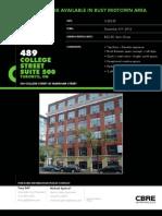 2 Deals Office Space Toronto 1